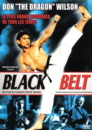 Blackbelt - French Movie Cover (thumbnail)