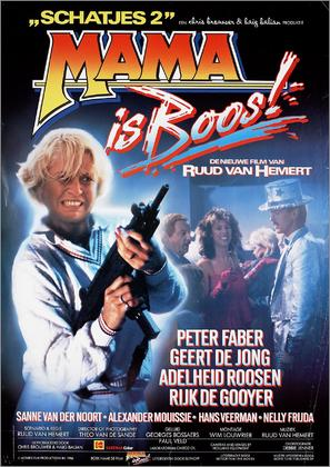Mama is boos! - Dutch Movie Poster (thumbnail)