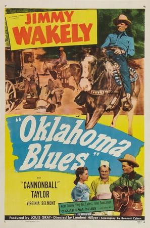 Oklahoma Blues - Movie Poster (thumbnail)
