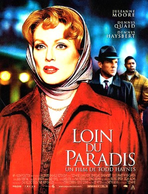 Far From Heaven - French Movie Poster (thumbnail)