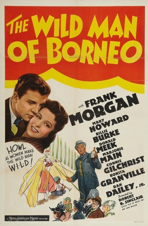 The Wild Man of Borneo - Movie Poster (thumbnail)