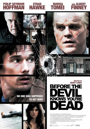 Before the Devil Knows You're Dead - Movie Poster (thumbnail)