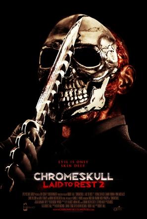 ChromeSkull: Laid to Rest 2 - Movie Poster (thumbnail)