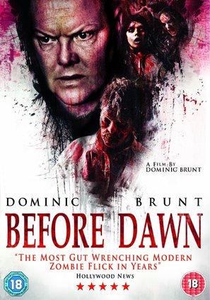 Before Dawn - DVD cover (thumbnail)
