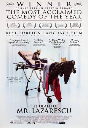 Moartea domnului Lazarescu - Movie Poster (thumbnail)