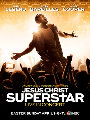 Jesus Christ Superstar Live in Concert - Movie Poster (thumbnail)