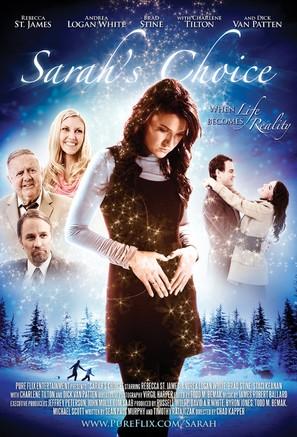 Sarah's Choice - Movie Poster (thumbnail)