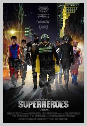 Superheroes - Movie Poster (thumbnail)