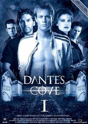 """Dante's Cove"" - German DVD movie cover (thumbnail)"