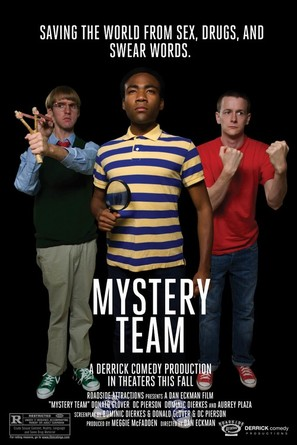 Mystery Team - Movie Poster (thumbnail)
