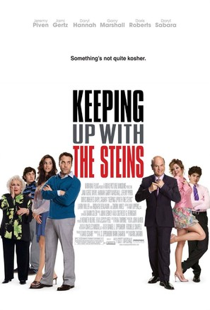 Keeping Up with the Steins - Movie Poster (thumbnail)