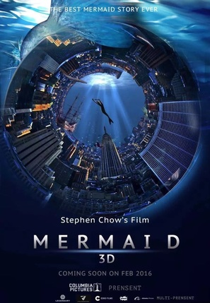 The Mermaid 2016 Movie Posters
