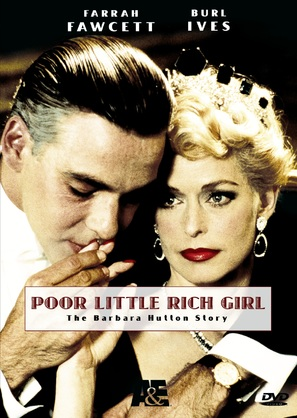 Poor Little Rich Girl: The Barbara Hutton Story - DVD movie cover (thumbnail)