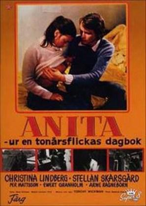 Anita - Swedish Movie Poster (thumbnail)