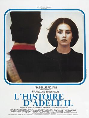L'histoire d'Adèle H. - French Movie Poster (thumbnail)