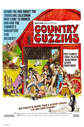 Country Cuzzins - Movie Poster (thumbnail)