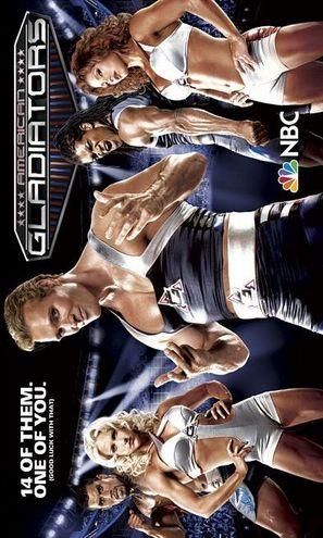"""American Gladiators"" - poster (thumbnail)"