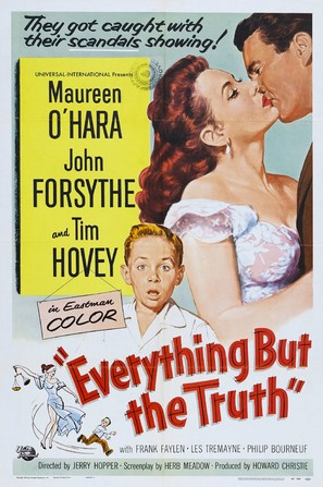 Everything But the Truth - Movie Poster (thumbnail)