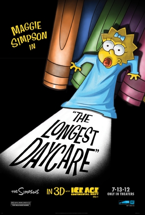 The Longest Daycare - Movie Poster (thumbnail)
