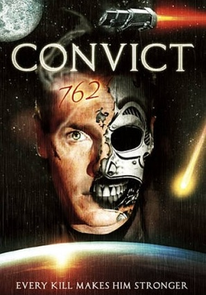 Convict 762 - DVD movie cover (thumbnail)