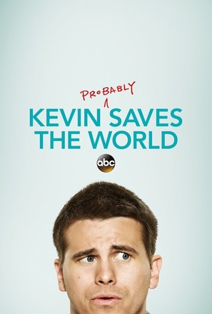 """Kevin (Probably) Saves the World"" - Movie Poster (thumbnail)"