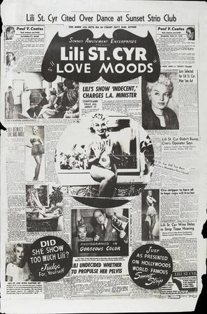 Love Moods - Movie Poster (thumbnail)