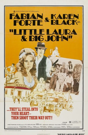 Little Laura and Big John - Movie Poster (thumbnail)