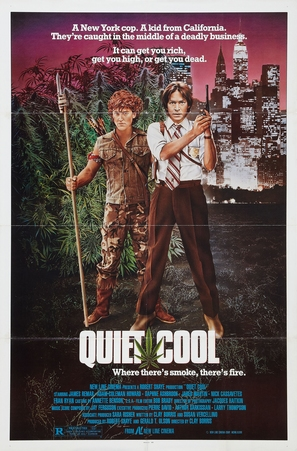 Quiet Cool - Theatrical poster (thumbnail)
