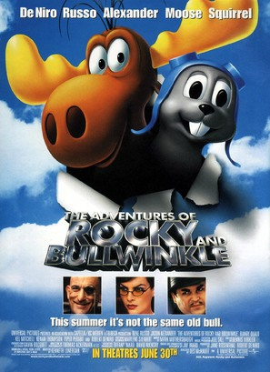 The Adventures of Rocky & Bullwinkle - Movie Poster (thumbnail)