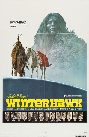 Winterhawk - Movie Poster (thumbnail)