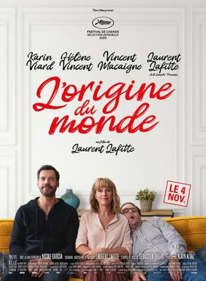 L'origine du monde - French Movie Poster (thumbnail)