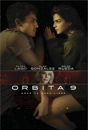 Órbita 9 - Spanish Movie Poster (thumbnail)