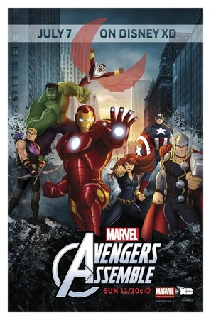 """Avengers Assemble"" - Movie Poster (thumbnail)"