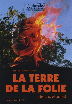 La terre de la folie - French Movie Poster (thumbnail)