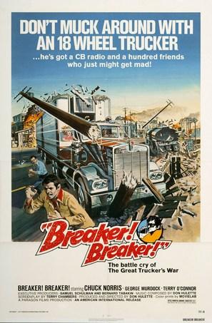 Breaker Breaker - Movie Poster (thumbnail)