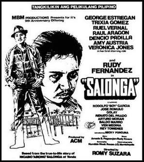 Salonga - Philippine Movie Poster (thumbnail)