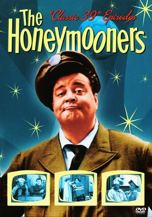 """The Honeymooners"" - DVD cover (thumbnail)"