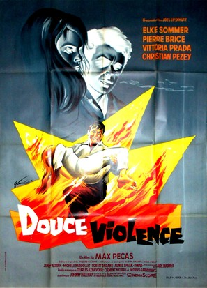 Douce violence - French Movie Poster (thumbnail)