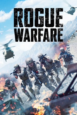Rogue Warfare - Movie Cover (thumbnail)