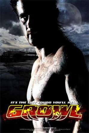 Growl - Movie Poster (thumbnail)