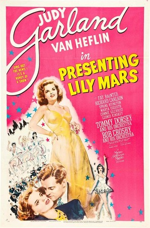 Presenting Lily Mars - Movie Poster (thumbnail)