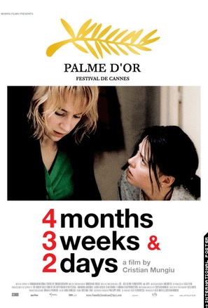 4 luni, 3 saptamini si 2 zile
