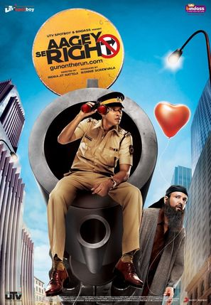 Aagey Se Right - Indian Movie Poster (thumbnail)