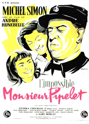 Impossible Monsieur Pipelet, L'