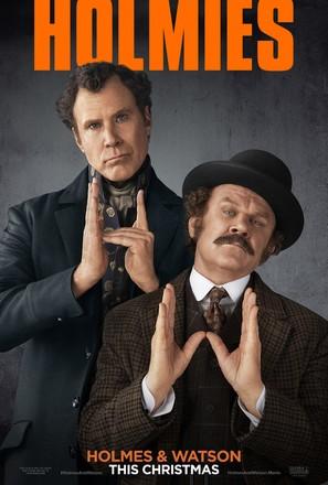 Holmes and Watson - Movie Poster (thumbnail)