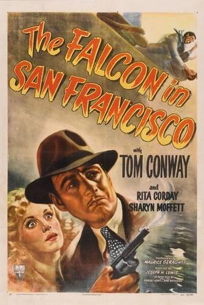 The Falcon in San Francisco - Movie Poster (thumbnail)