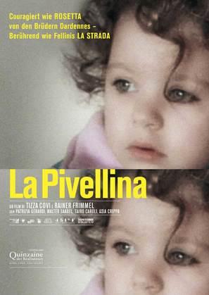 La Pivellina - Swiss Movie Poster (thumbnail)