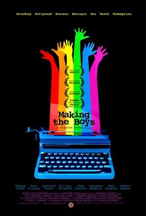 Making the Boys - Movie Poster (thumbnail)