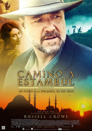 The Water Diviner - Argentinian Movie Poster (thumbnail)