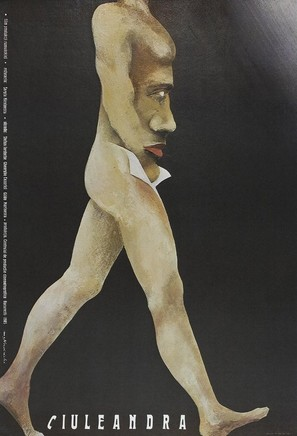 Ciuleandra - Polish Movie Poster (thumbnail)